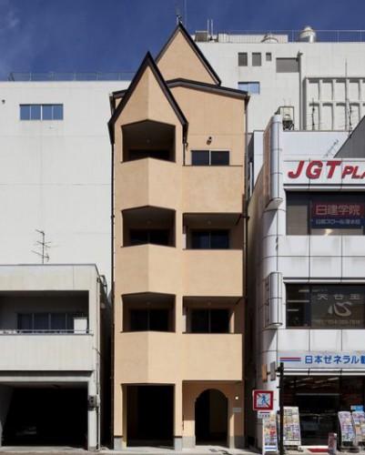 RitzConti外観正面(カット)