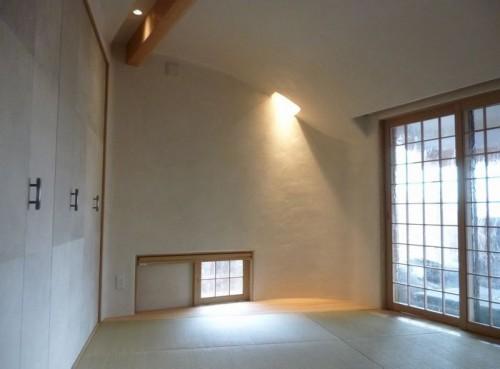 藤井邸 茶室(カット)