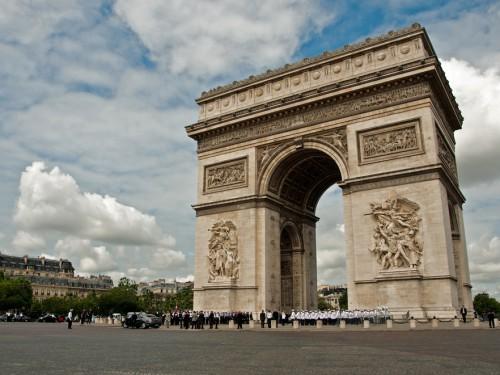 パリ(カット)