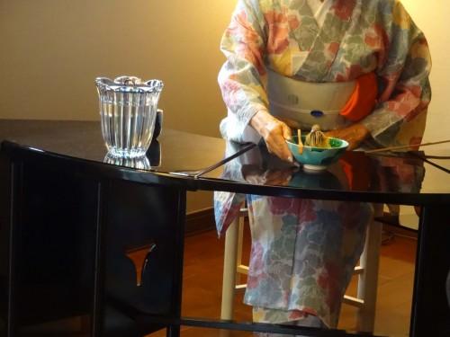 テーブル茶道(カット)