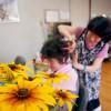 希望を細かくヒアリング、お花がいっぱいの明るい店内でなりたいあなたにしてくれる魔法のような癒しの美容室。