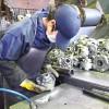 バリ取り、ブラストなど長年コツコツと金属に向き合い、日本の物作りを支える岐阜県加茂郡の老舗金属加工会社。